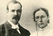 А.Л.Плаксин и В.Ю.Зограф-Плаксина