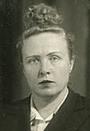 Евстолья Николаевна Бесядовская-Зверева