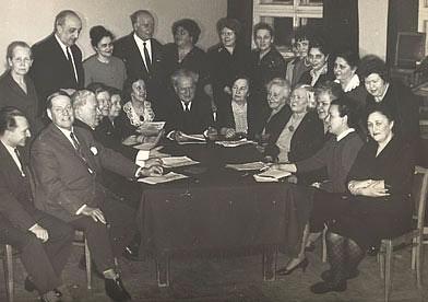 Преподаватели вокального отделения. 1960-е гг.
