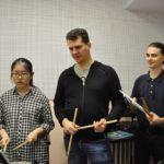 Инструментальное исполнительство. Ударные инструменты, Подготовительное отделение. Преподаватель Демидов ПВ
