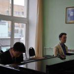 Инструментальное исполнительство. Фортепиано Класс преподавателя Кашунина К.А.